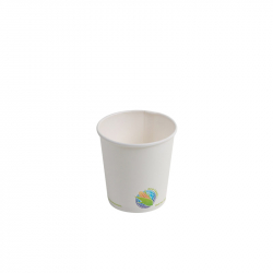 4oz Compostable Hot Paper Cup