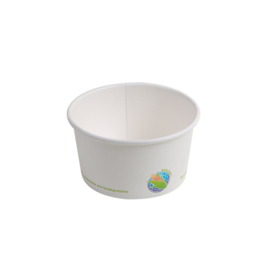 COMPOSTABLE PAPER SOUP / ICE CREAM CUP