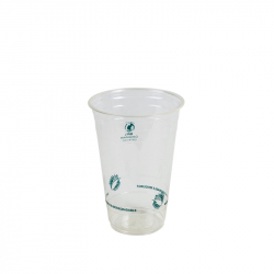 16oz Compostable Cold Cup 98mm