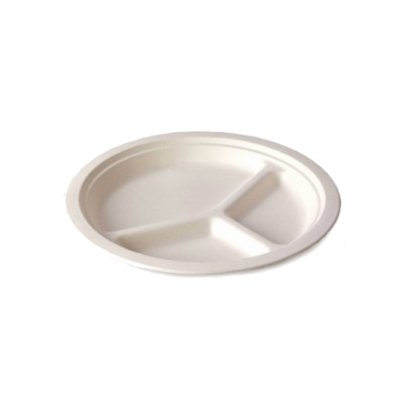 COMPOSTABLE SUGARCANE PLATES & BOWLS