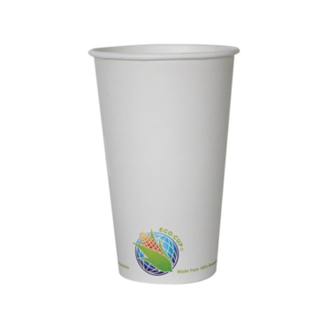 COMPOSTABLE PAPER HOT CUP