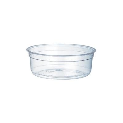 ecoware.ca 8oz PLA round deli container