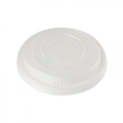 ecoware.ca 90mm compostable hot cup lid
