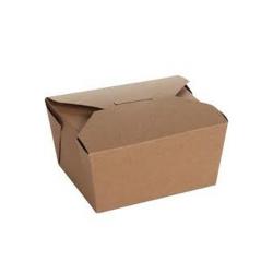 COMPOSTABLE BIO-EARTHPAK TAKE OUT BOXES