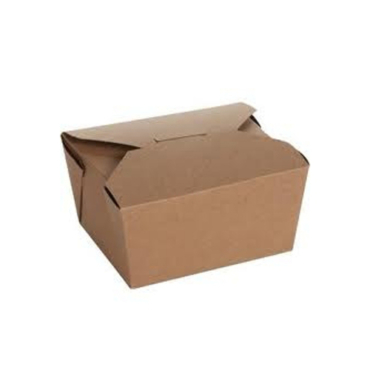 COMPOSTABLE BIO-EARTHPAK TAKE OUT BOXES
