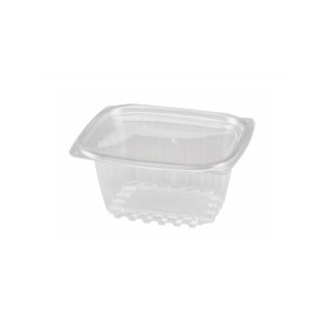 COMPOSTABLE RECTANGULAR DELI CONTAINERS