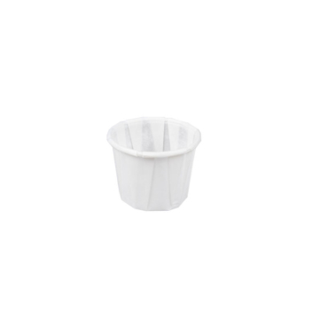 1oz Compostable Paper Portion Cup