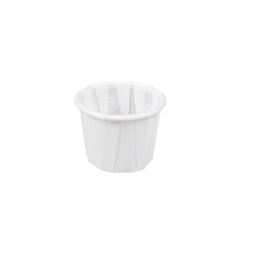 COMPOSTABLE PAPER PORTION CUPS