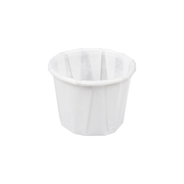 3.25oz Compostable Paper Portion Cup