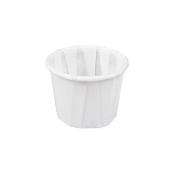 3.25oz Compostable Paper Portion Cup