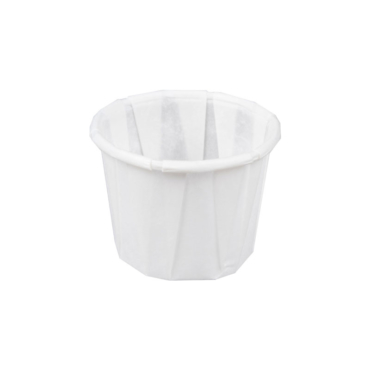 4oz Compostable Paper Portion Cup