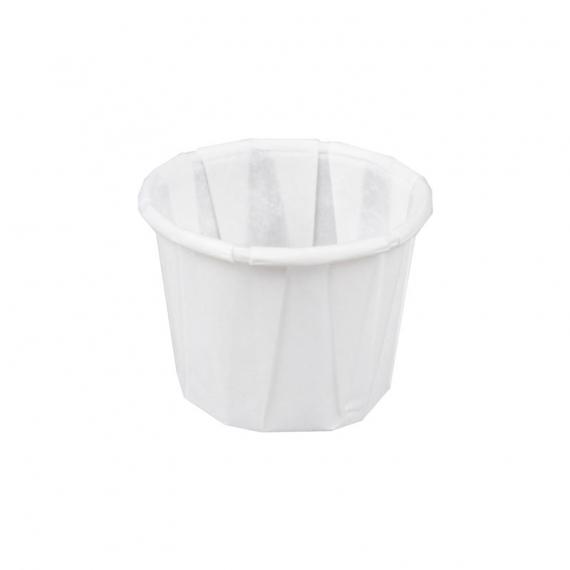 4oz Compostable Paper Portion Cup