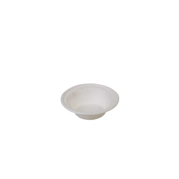 12oz Compostable Sugarcane Bowl