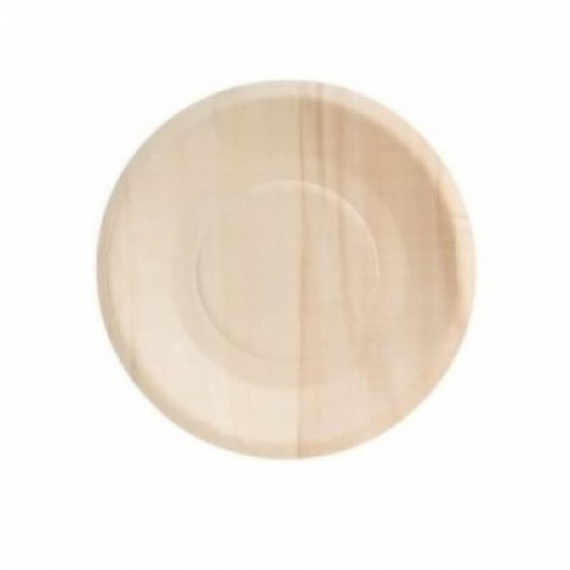 Compostable Wooden Plate