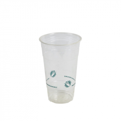 24oz Compostable Cold Cup 98mm