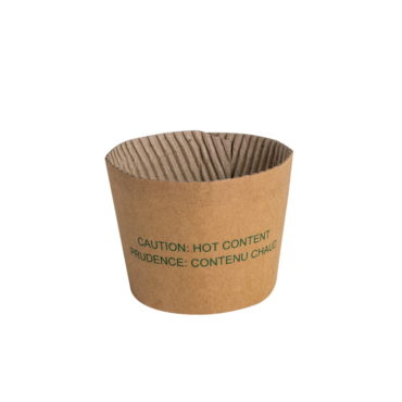 Paper Cup Sleeves Double Layer