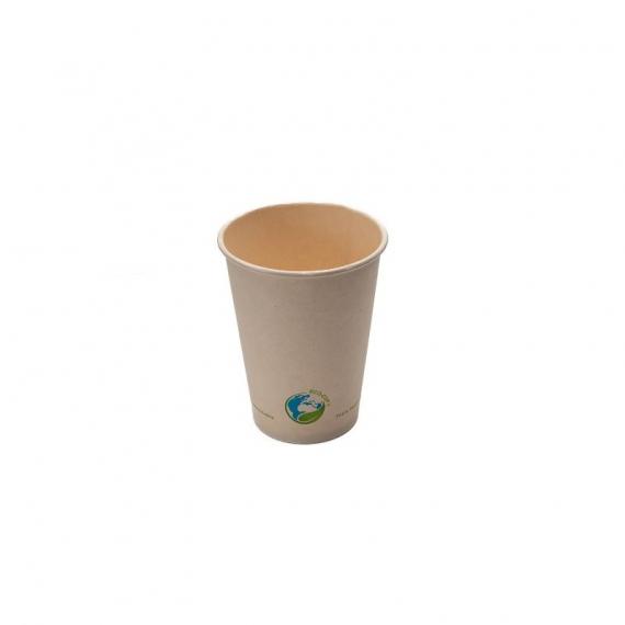 12oz Compostable Bamboo Fibre Hot Cup
