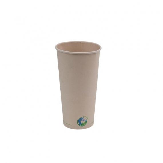 20oz Compostable Bamboo Fibre Hot Cup