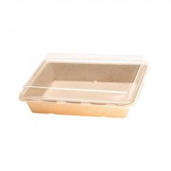 """8.5x5.25x1.75""""Fibre Sushi tray"""