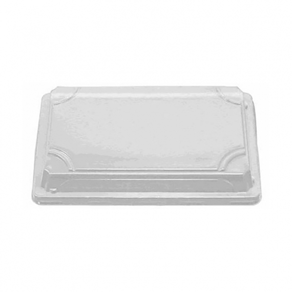 Recyclable clear lid for SH15