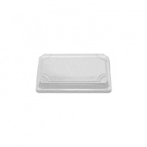 Recyclable clear lid for SH4